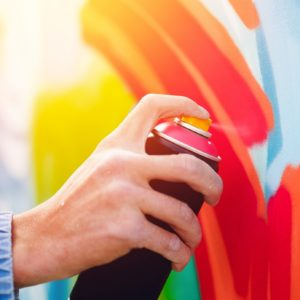 Eliminador de graffitis