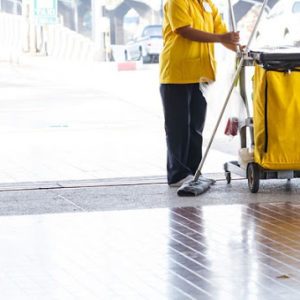 Limpieza de suelos